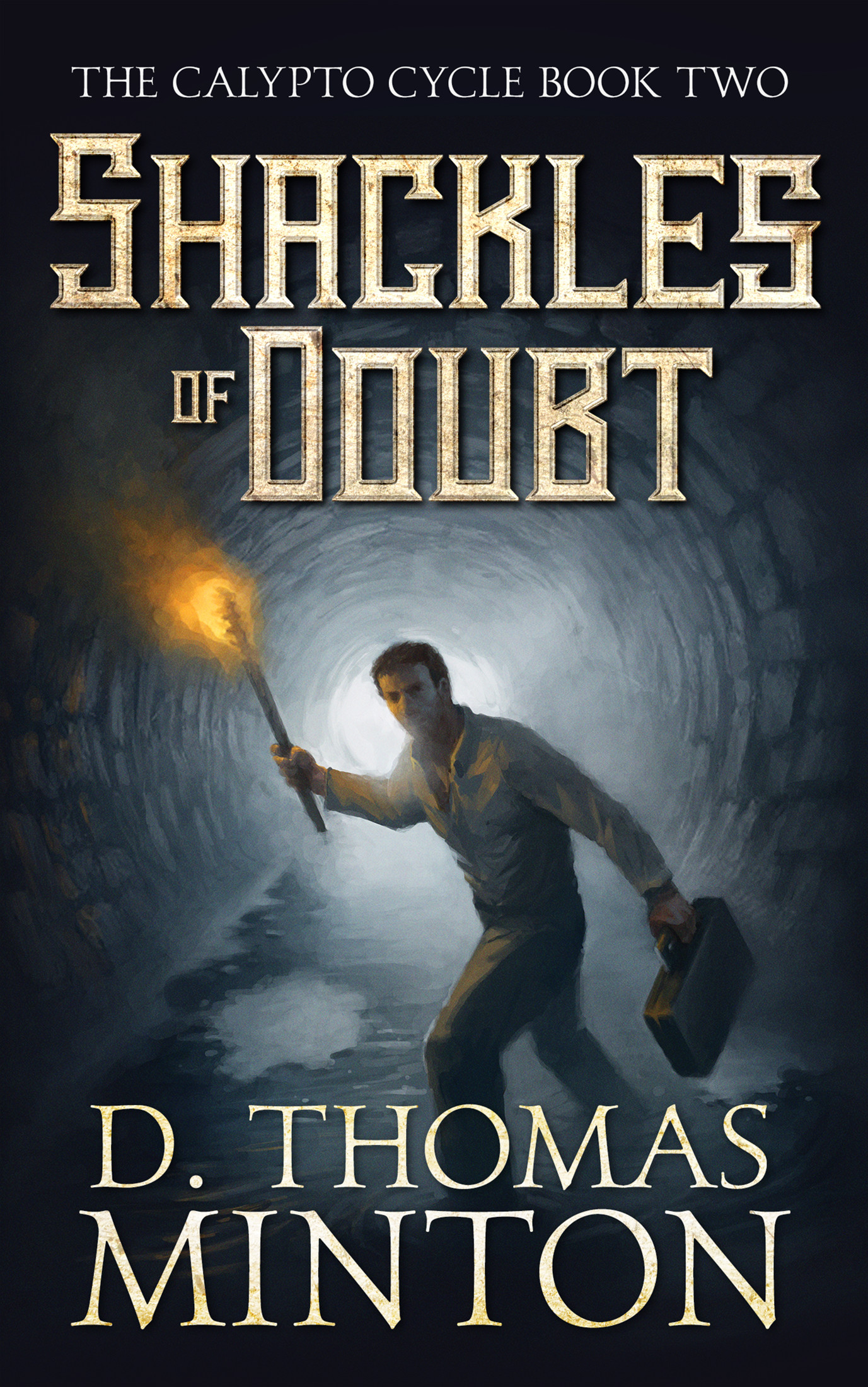 Shackles of Doubt ebook - D. Thomas Minton